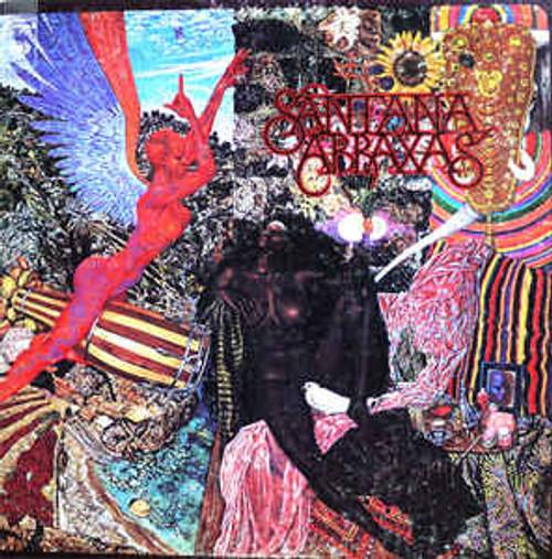 Santana – Abraxas (NZ) - LP *USED*