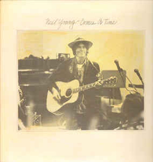 Neil Young – Comes A Time (US) - LP *USED*
