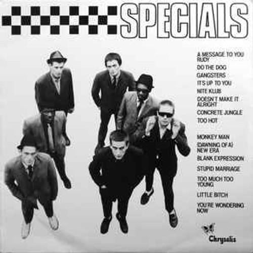 Specials* – Specials (NZ) - LP *USED*