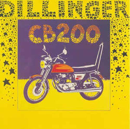 Dillinger – CB 200 (UK) - LP *USED*