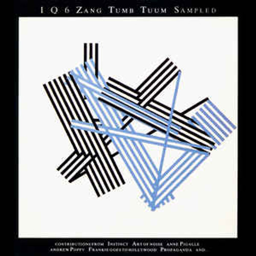 I Q 6 Zang Tumb Tuum Sampled (ITALY) - Various - LP *USED*
