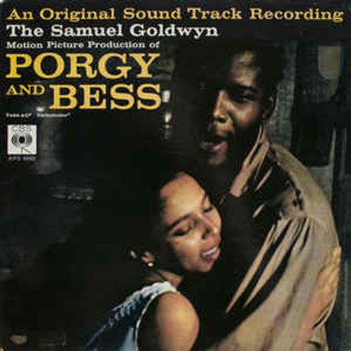 André Previn ‎– Porgy And Bess (UK) - Soundtrack - LP *USED*