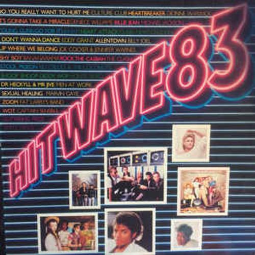 HITWAVE '83 - Various (NZ) - LP *USED*