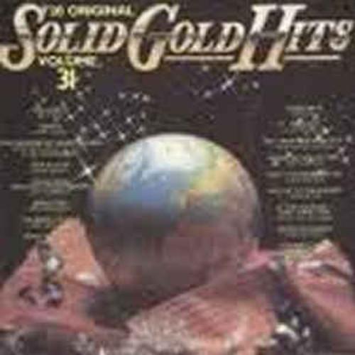 20 Original Solid Gold Hits Volume 31 (NZ) - Various - LP *USED*
