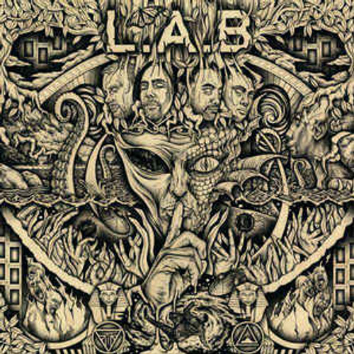 L.A.B.  ‎– L.A.B - 2LP *NEW* (PREORDER) BACK IN STOCK SOON