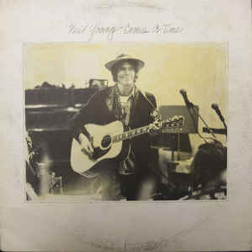 Neil Young – Comes A Time (NZ) - LP *USED*