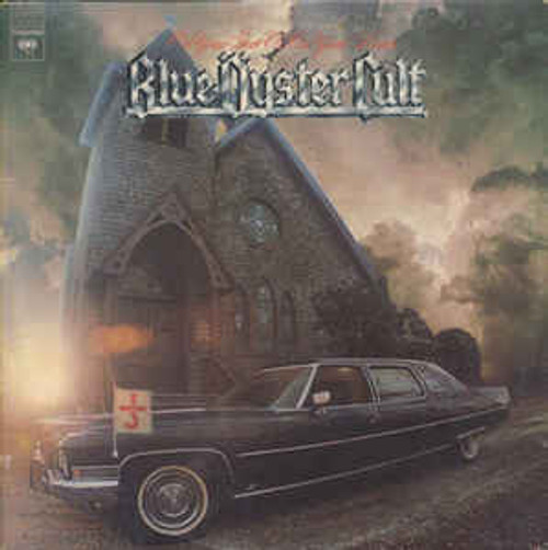 Blue Öyster Cult – On Your Feet Or On Your Knees (CANADA) - 2LP *USED*