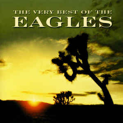 Eagles ‎– The Very Best Of The Eagles - CD *USED*