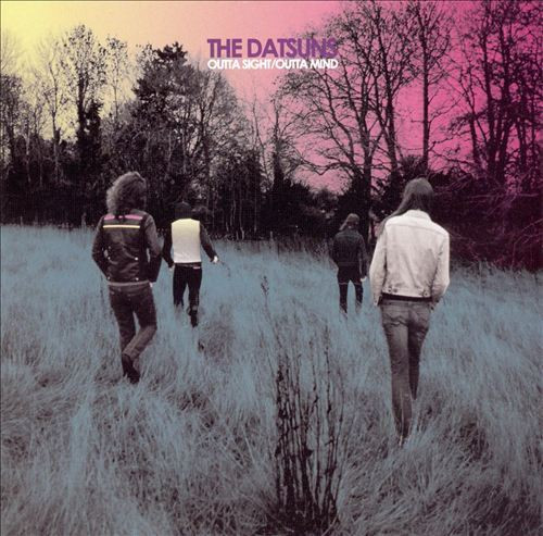 The Datsuns - Outta Sight / Outta Mind - LP *NEW*