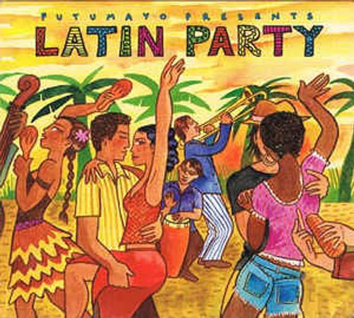 Putumayo - Latin Party - Various - CD *NEW*