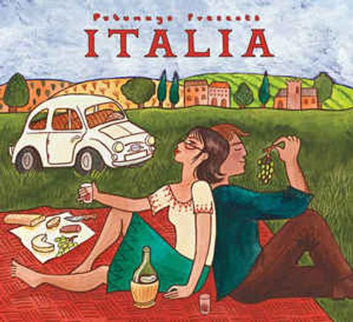 Putumayo - Italia - Various - CD *NEW*