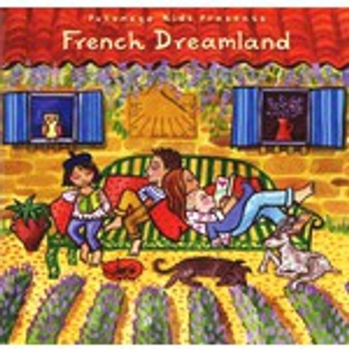 Putumayo Kids Presents French Dreamland - Various - CD *NEW*