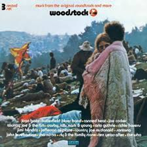 Woodstock Music From The Original Soundtrack And More (RSD 2019) 3LP *NEW*