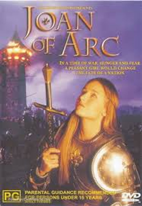 Joan Of Arc - DVD *NEW*