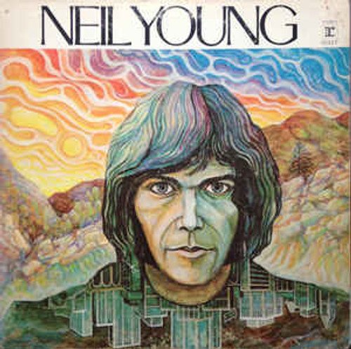 Neil Young – Neil Young (NZ) - LP *USED*