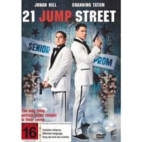 21 Jump Street - DVD *NEW*