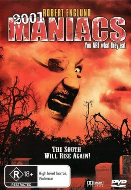 2001 Maniacs - DVD *NEW*