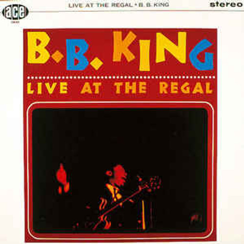 B.B. King ‎– Live At The Regal - LP *NEW*