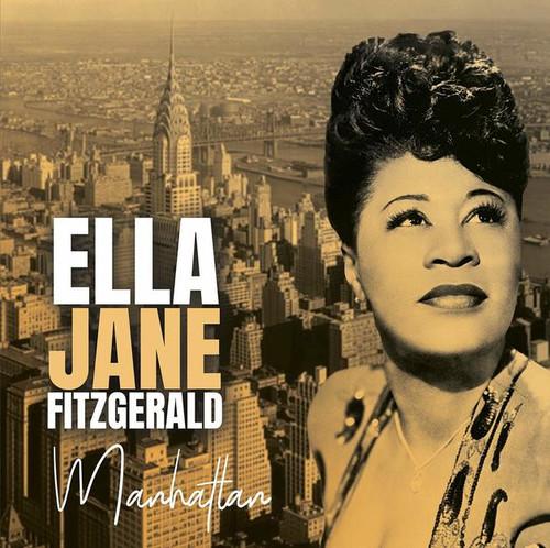 Ella Fitzgerald - Manhattan - LP *NEW*