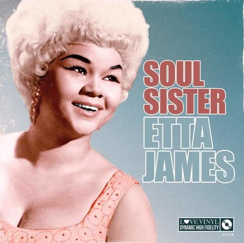 Etta James - Soul Sister - LP *NEW*