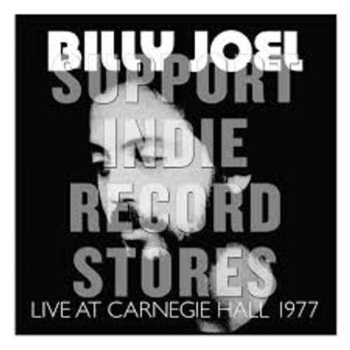 Billy Joel - Live At Carnegie Hall 1977 (RSD 2019) 2LP *NEW*
