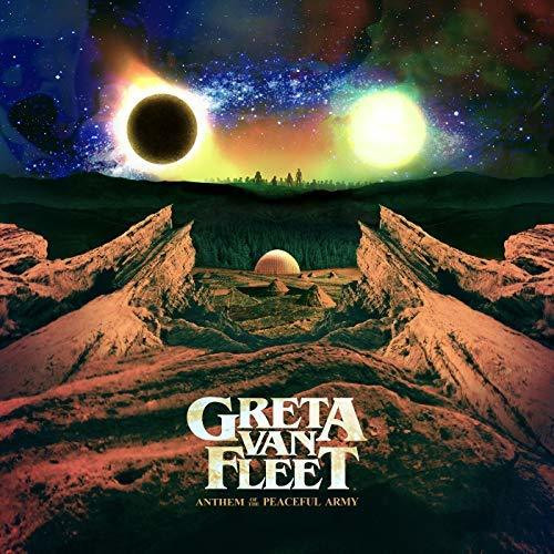 Greta Van Fleet  - Anthem Of The Peaceful Army - LP *NEW*