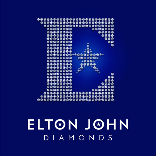 Elton John - Diamonds (Blue Vinyl) - 2LP *NEW*