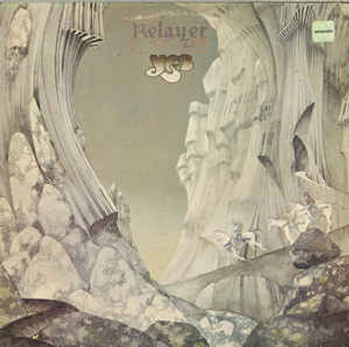 Yes ‎– Relayer - LP *USED*