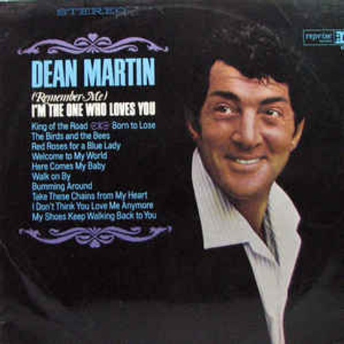 Dean Martin – (Remember Me) I'm The One Who Loves You (AU) - LP *USED*