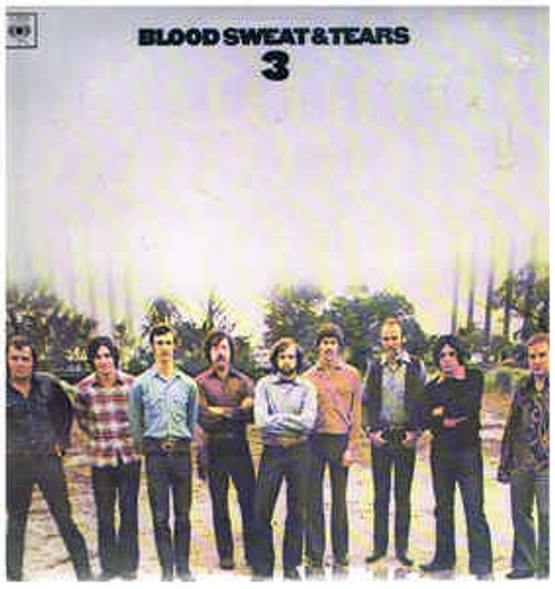 Blood, Sweat & Tears* – Blood, Sweat And Tears 3 (NZ) - LP *USED*