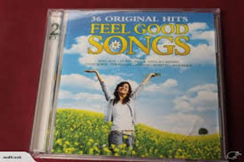 Feel Good Songs 36 Original Hits - Various - 2CD *NEW*