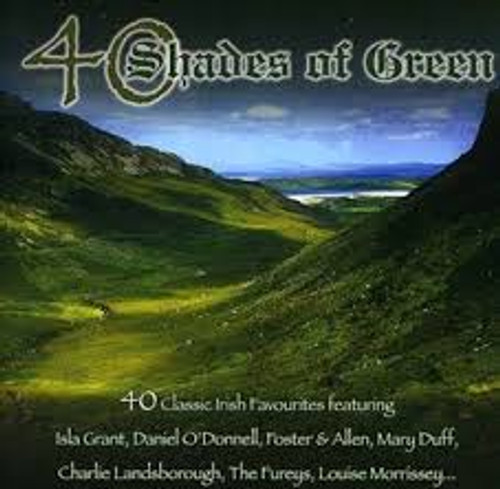 40 Shades of Green - Various - 2CD *NEW*