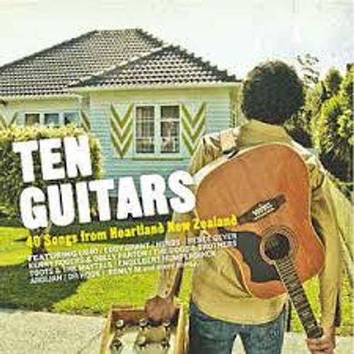 Ten Guitars - Various - 2CD *NEW*