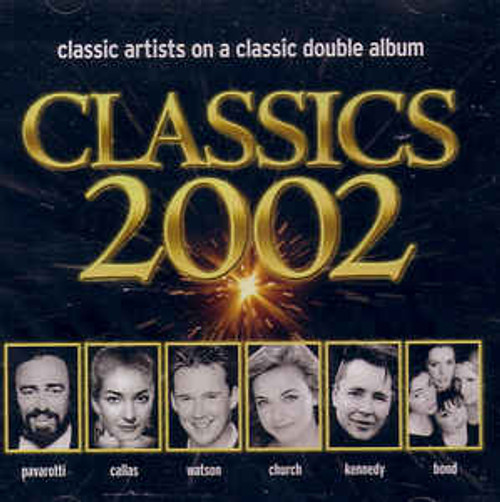 Classics 2002 - Various - 2CD *NEW*