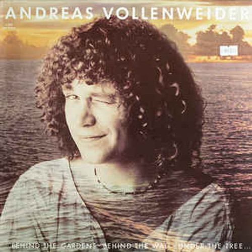 Andreas Vollenweider ‎– ...Behind The Gardens - Behind The Wall - Under The Tree... - LP *USED*