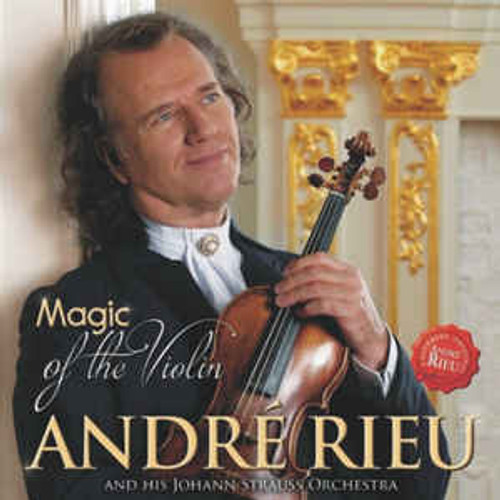 André Rieu And His Johann Strauss Orchestra* ‎– Magic Of The Violin - CD *NEW*
