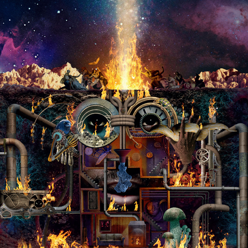 Flying Lotus - Flamagra [Deluxe Edition] - 2LP/DL *NEW*