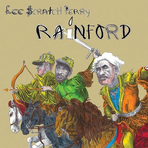 Lee Scratch Perry - Rainford - LP/DL *NEW*