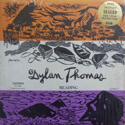 Dylan Thomas – Reading Volume 3 - LP *USED*