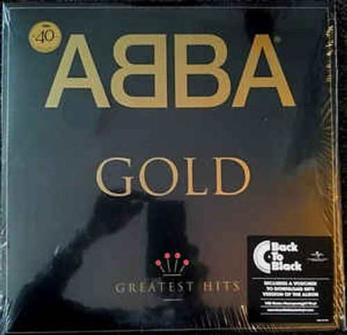 ABBA – Gold (Greatest Hits) - 2LP *NEW*