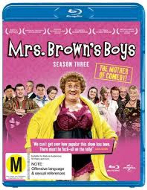 Mrs Brown's Boys - BRD *NEW*