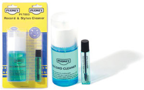 PUDNEY RECORD AND STYLUS CLEANING SET