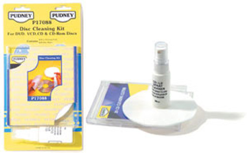 PUDNEY CD/DVD DISC CLEANING KIT