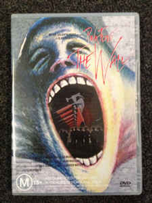 Pink Floyd – The Wall - DVD *NEW*