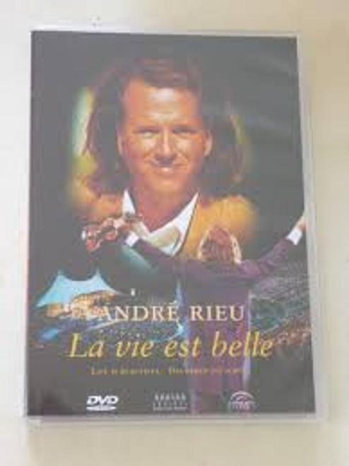 André Rieu - La vie est belle - DVD *NEW*