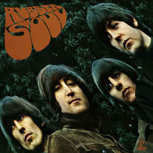 The Beatles ‎– Rubber Soul (NZ) - LP *USED*