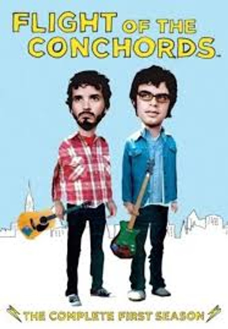 Flight of the Conchords: The Complete First Season - 2DVD *USED*