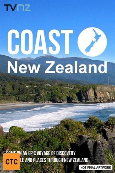 Coast New Zealand - Series 2 - 2DVD *NEW*