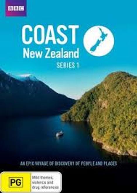 Coast New Zealand Series 1 - 2DVD *NEW*