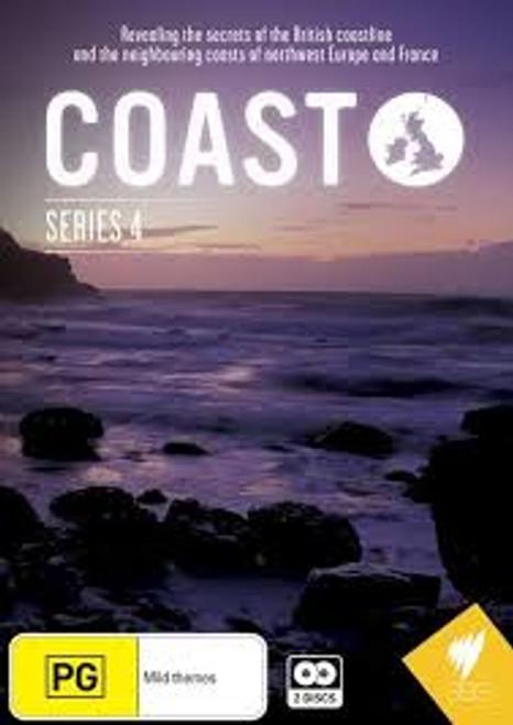 Coast - Series 4 UK - 2DVD *NEW*
